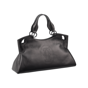 Cartier Black Women Bag PNG