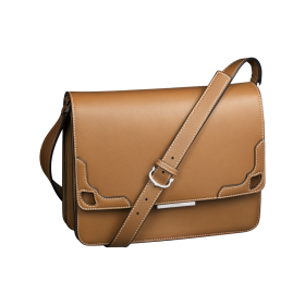 Cartier Brown Women Bag PNG