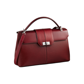 Cartier Red Women Hand Bag PNG