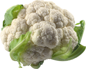 Cauliflower PNG