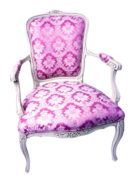 Chair Pink PNG