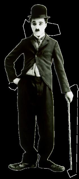 Charlie Chaplin PNG