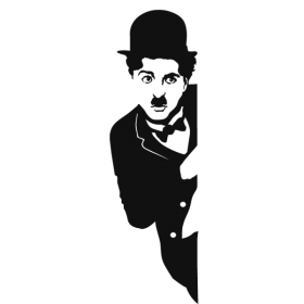 Charlie Chaplin PNG