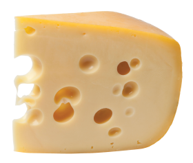 Cheese Piece PNG