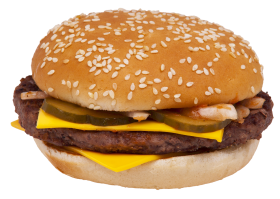 Cheeseburger PNG