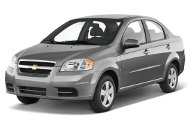 Chevrolet Aveo PNG