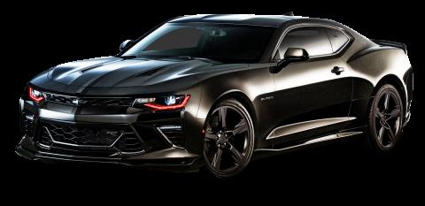 Chevrolet Camaro Black Car PNG