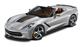 Chevrolet Corvette Concept Car PNG