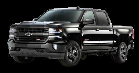Chevrolet Silverado Colorado Black Car PNG