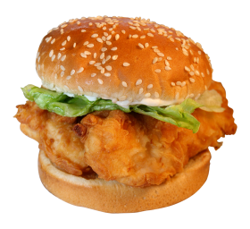 Chickenburger PNG
