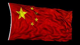 China Flag PNG