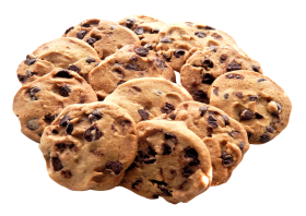 Chocolate Cookie PNG