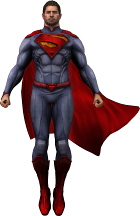 Chris Redfield Super Man PNG