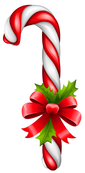 Decorative Christmas Stick PNG