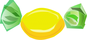 Yellow Sweet PNG