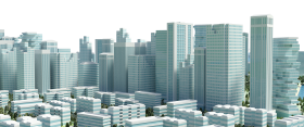 City Buildings PNG