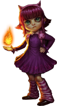 Classic Annie Skin Old PNG