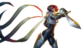 Classic Fiora Skin old PNG