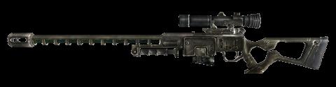 Classic Sniper PNG