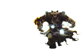 Classic Udyr Skin Old PNG