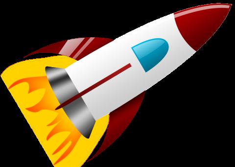 Clipart Rocket PNG
