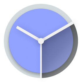 Clock Icon Android Lollipop PNG