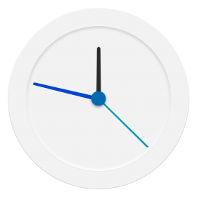 Clock Icon Galaxy S6 PNG