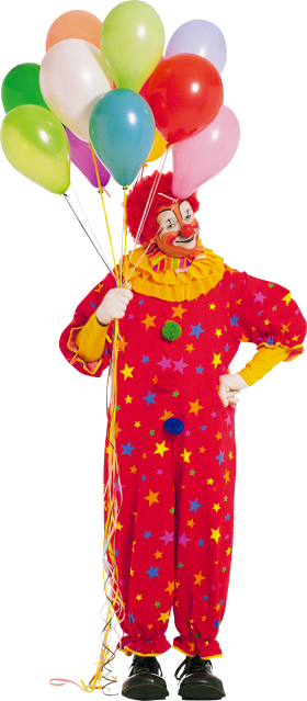 Clown PNG