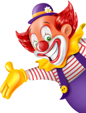 Clown's PNG