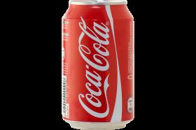 Coca Cola Can PNG