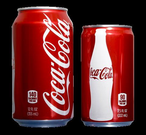Coca Cola Soda Can PNG