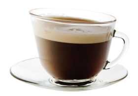 Coffee Cup and Saucer PNG