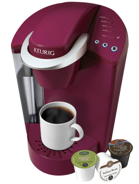 Coffee Maker with Brew PNG