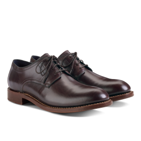 Cole Haan Plain Oxford  Men Shoes PNG