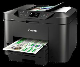 Color Printer PNG