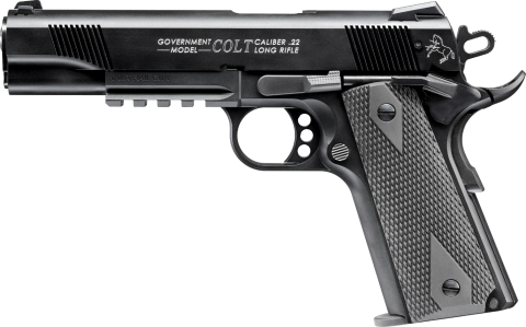 Colt Government Model PNG