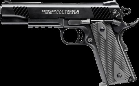 Colt Government Model PNG