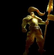 Commando Xin-Zhao PNG