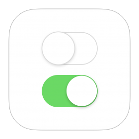 Control Center Icon PNG