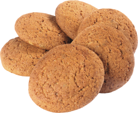 Cookies Stacked PNG