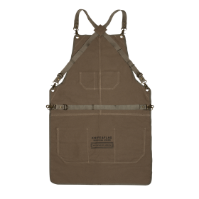 Core Olive Apron PNG