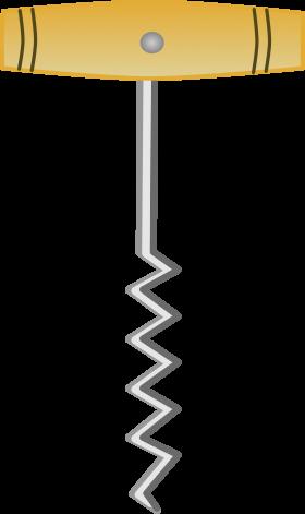 Corkscrew PNG