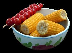 Corn Tomato PNG