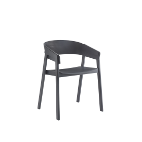 Cover Chair Black PNG