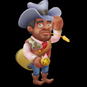 Cowboy PNG