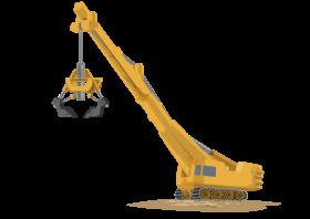Crane PNG