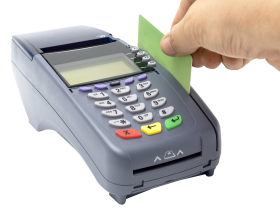 Credit Card Reader PNG