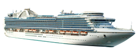 Cruise Ship PNG