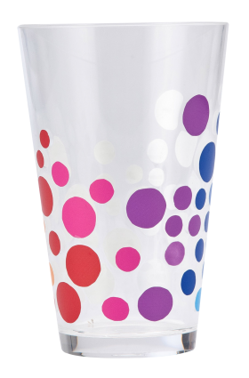 Cup with dots PNG