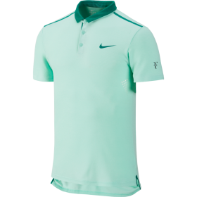 Cyan Men's Polo Shirt PNG